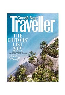 Conde nast traveller**