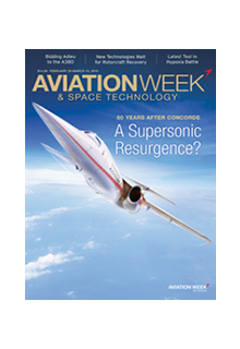 Aviation week and space technology**