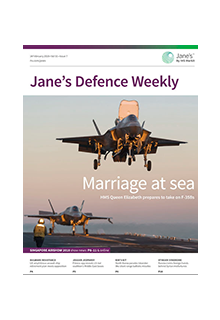 Jane`s defence weekly**