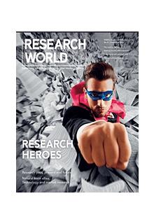 Research World magazine**
