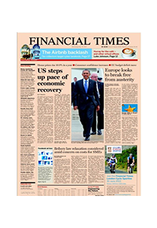 Financial Times Europe (репринт)