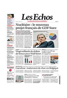 Les Echos (репринт)
