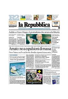 La Repubblica (репринт)