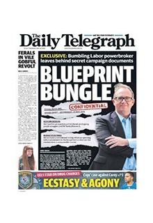 The Daily Telegraph Sydney (репринт)