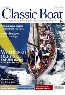 Classic Boat**