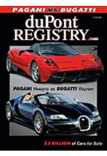 DuPont Registry. A buyers gallery of Fine Automobiles**