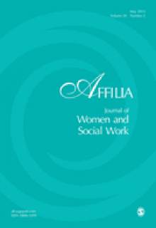 Affilia: journal of women and social work**