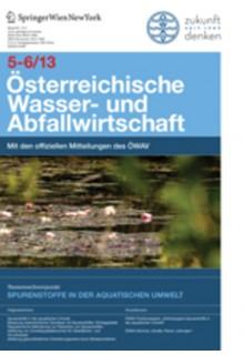 Osterreichische Wasser-und Abfallwirtschaft**