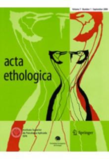 Acta Ethologica**