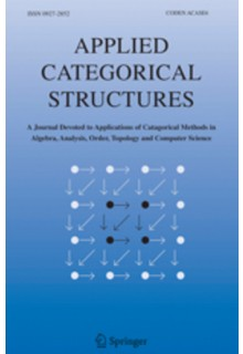 Applied categorical structures**