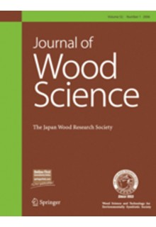 Journal of wood science**