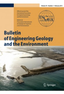 Bulletin of engineering geology and the environment**