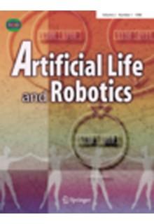 Artificial life and robotics**