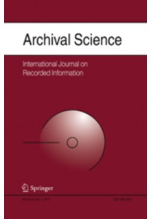 Archival science**