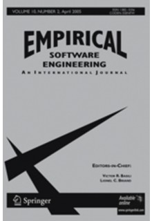 Empirical software engineering**