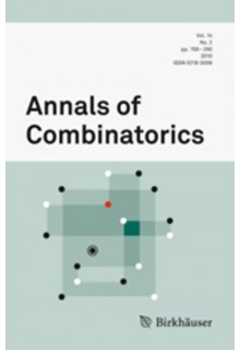 Annals of combinatorics**