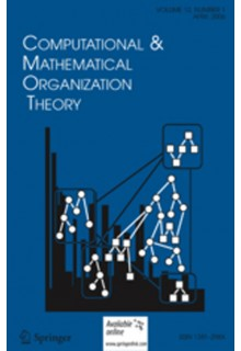 Computational and Mathematical Organization Theory**
