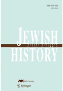 Jewish history**