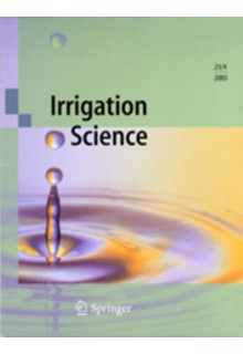 Irrigation science**