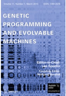 Genetic programming and evolvable machines**