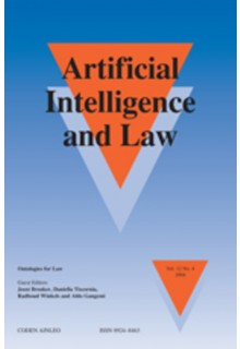 Artificial intelligence and law**
