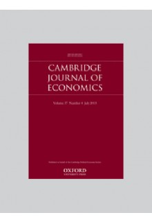 Cambridge journal of economics**