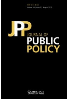 Journal of public policy**