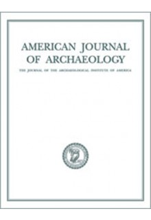 American journal of archeology**