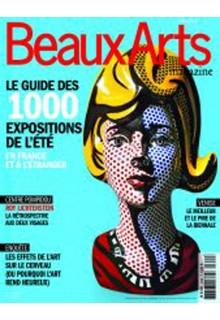 Beaux arts magazine**