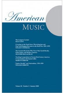 American music**