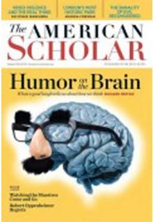 American scholar**