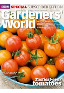 BBC Gardeners World magazine**