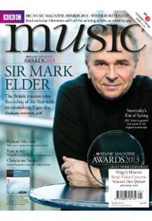 BBC music magazine**