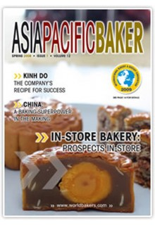 Asia Pacific baker**