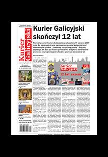 KURIER GALICYJSKI / КУР'ЄР ГАЛІЦІЙСЬКИЙ